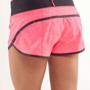 Lululemon Run Flash Jacquard Speed Up Shorts